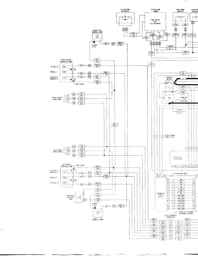 M998A2wiring1 H Panel Wiring Diagram on