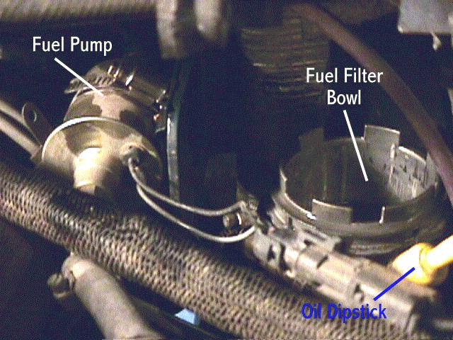 jeep compass fuel filter location h3 fuel filter location fuel filter replacement photos #10